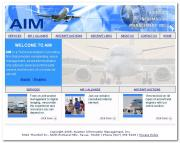 Aim Inc. A classifieds website for aviation products